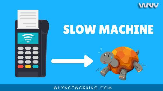 fix Slow POS terminal