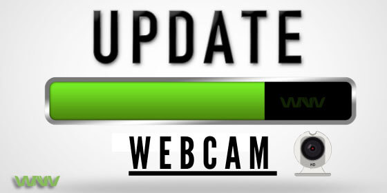 Update Webcam Windows 10