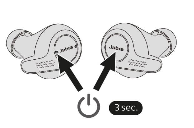 how to pair jabra sport elite