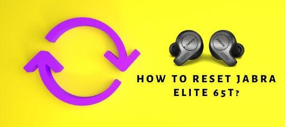 Jabra Elite 65t Left Earbud Not Working Solved