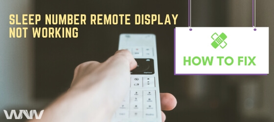 how to fix sleep number bed remote not working
