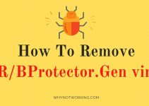 How to remove TRBProtector.Gen virus