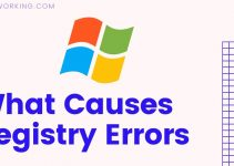 What Causes Registry Errors