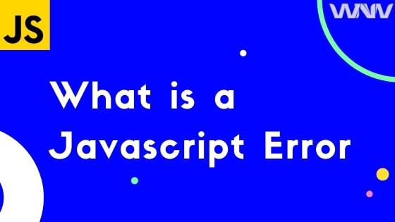 Javascript Error In Browsers