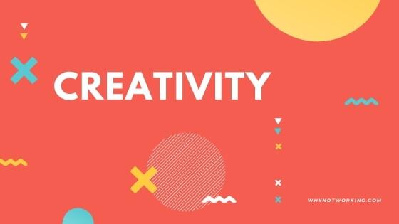 creativity tip for blogging