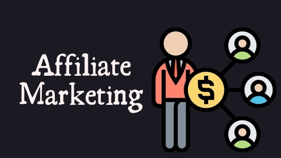 Make money from Affiliate