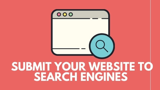 list your blog on search engines
