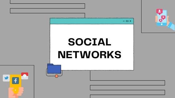 Use social media for Make money Blogging